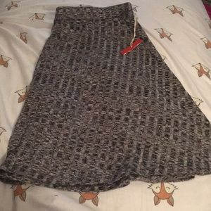 Bnwt mossimo knit circle skirt